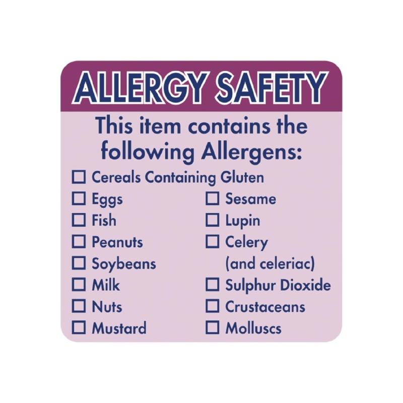 Allergan Labels