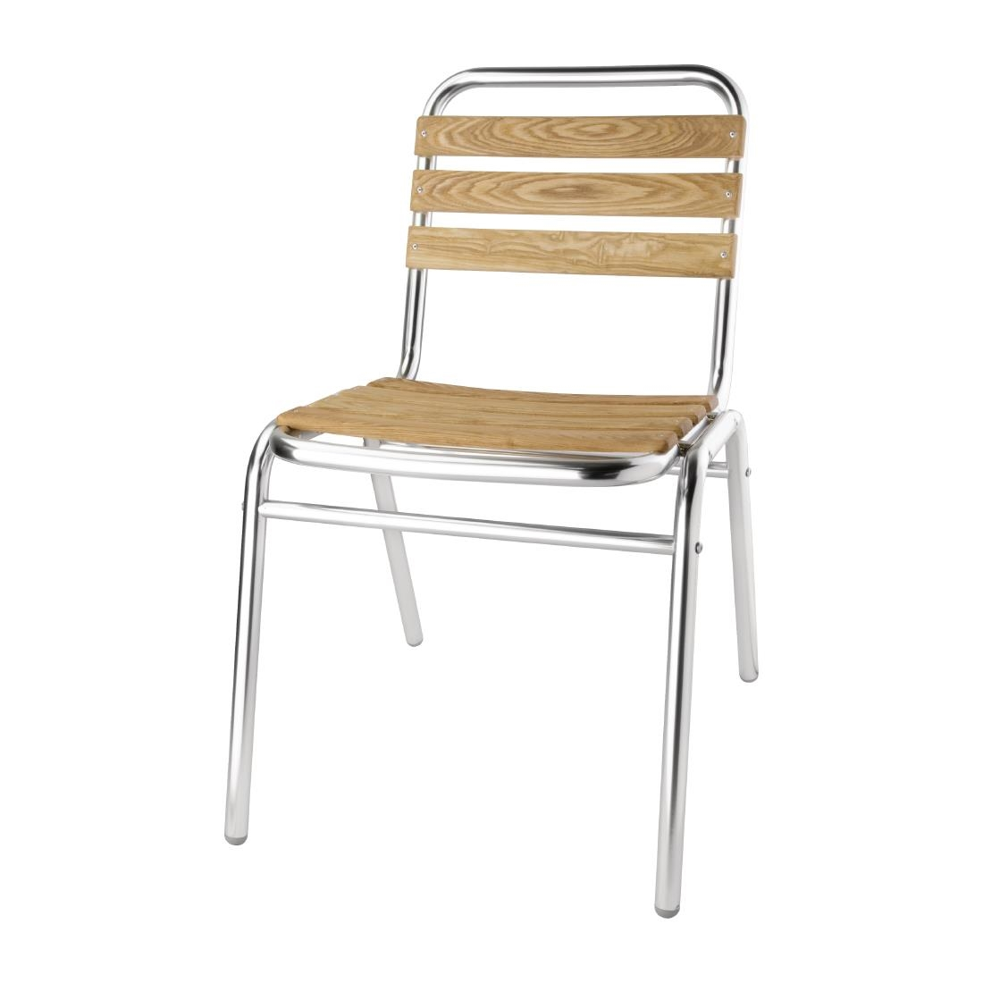 Aluminium + Ash Chair GK99