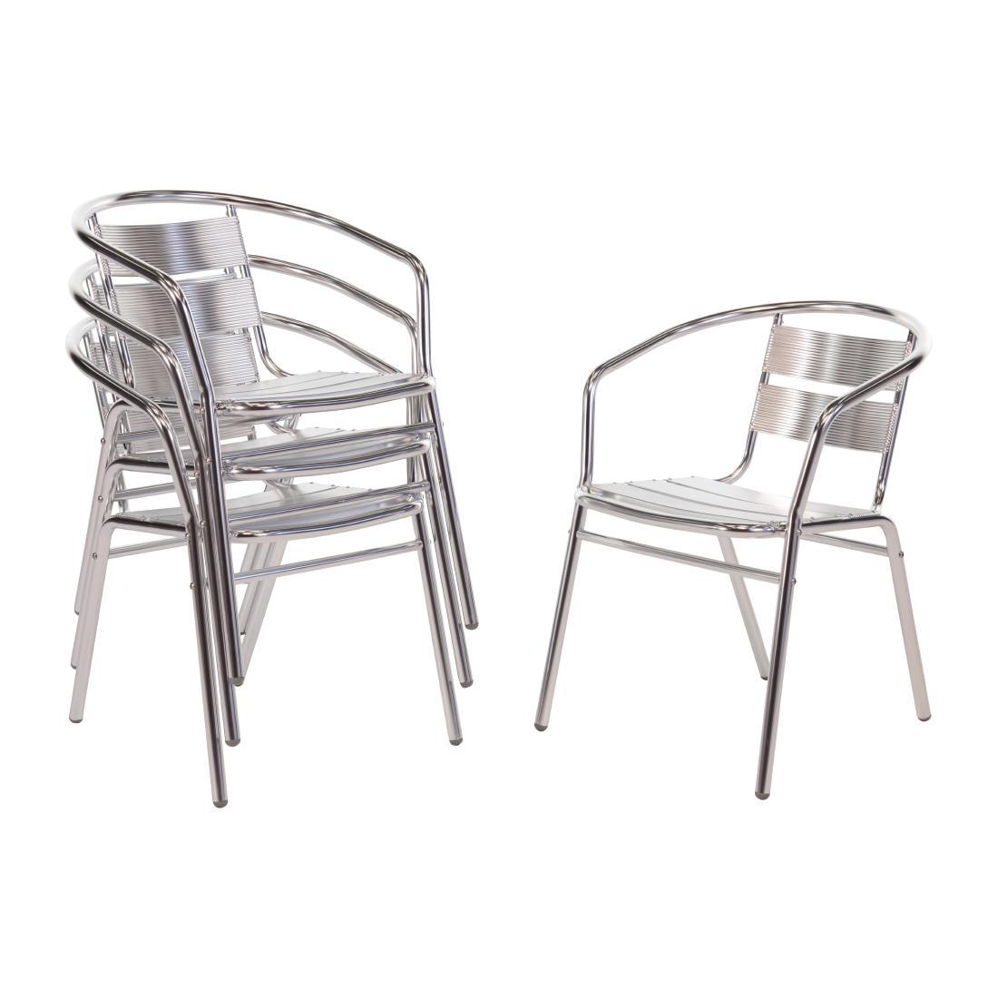 Aluminium Chair U41