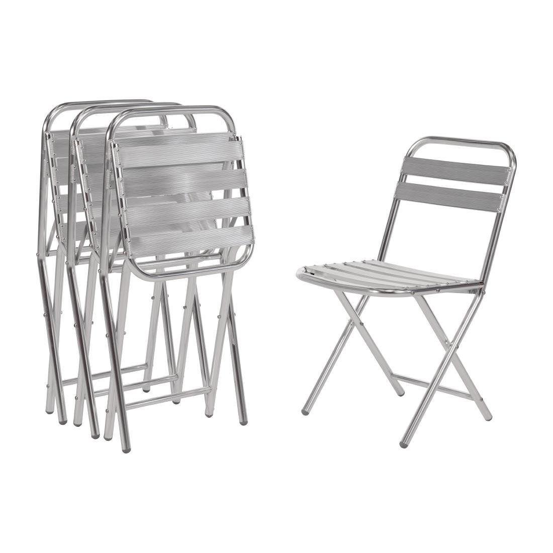 Aluminium Chair U42