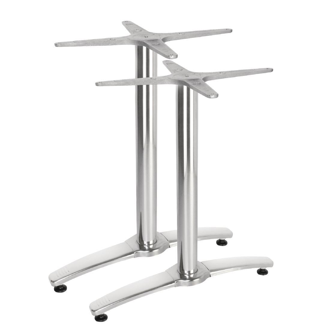 Aluminium Twin Leg