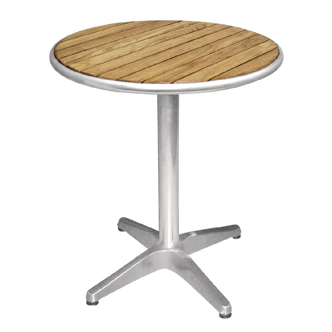 Ash Top Bistro Table U42 - Round