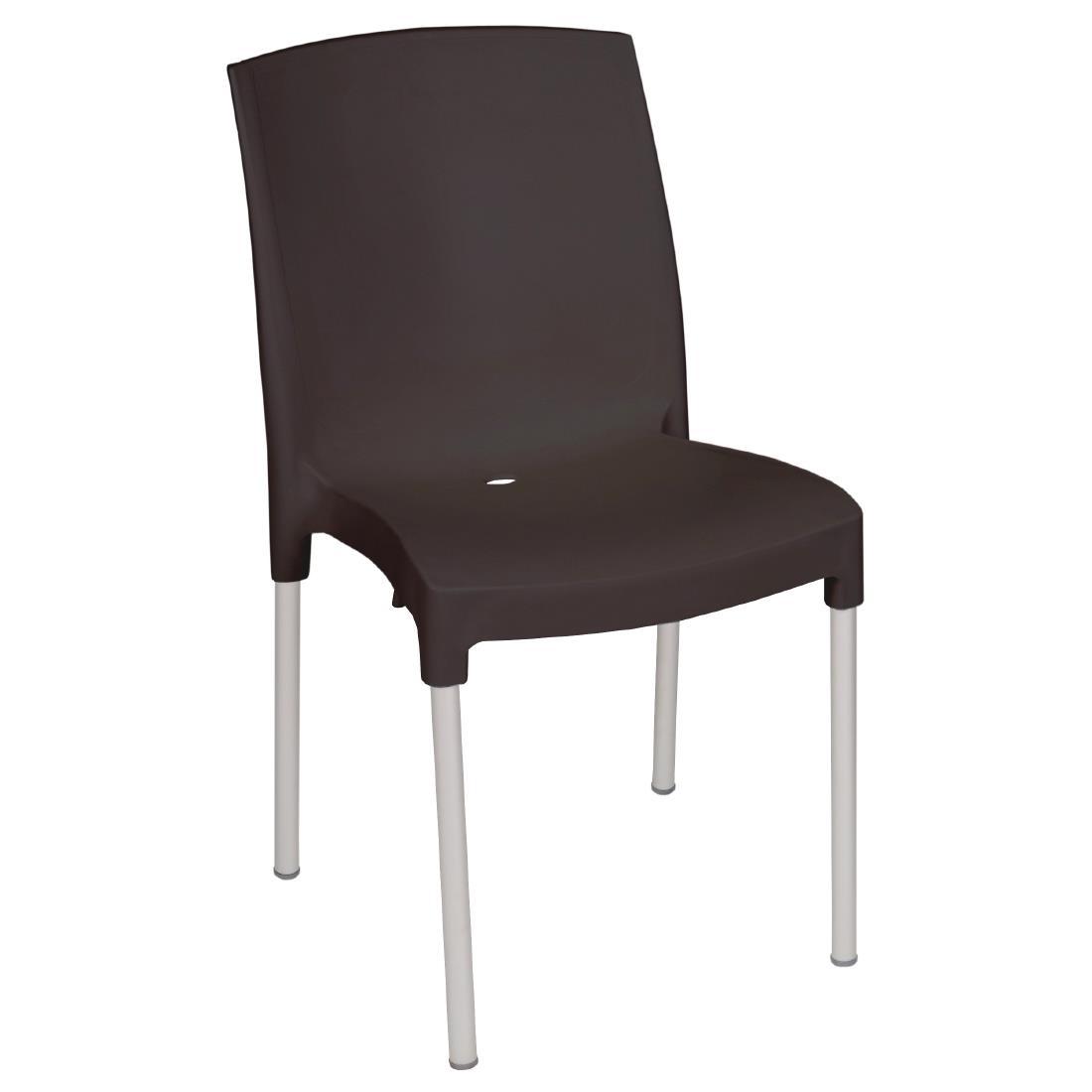 Bistro Side Chair - Black