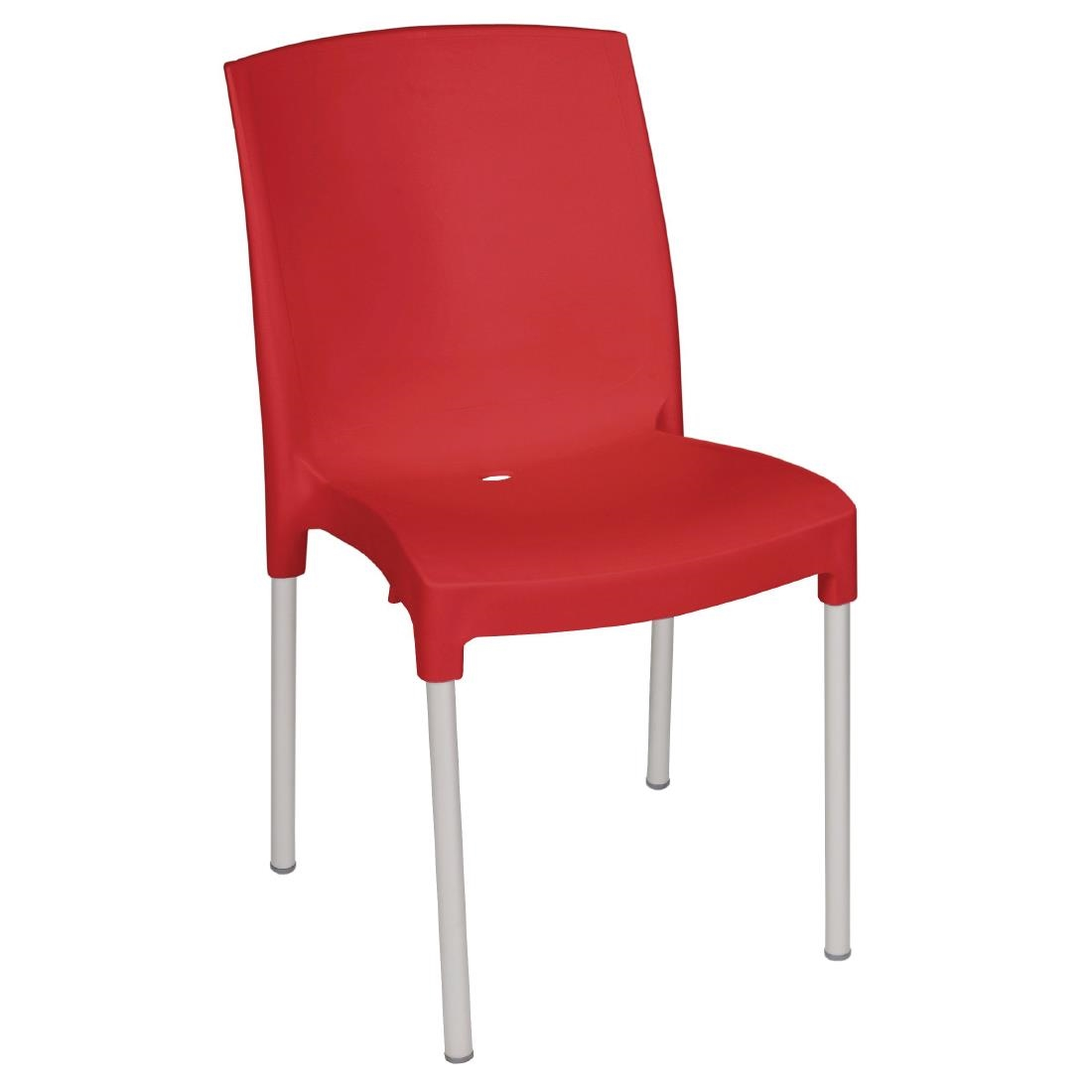 Bistro Side Chair - Red