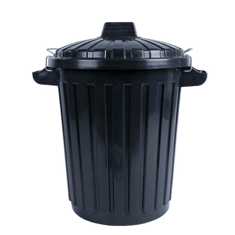 Black Dustbin