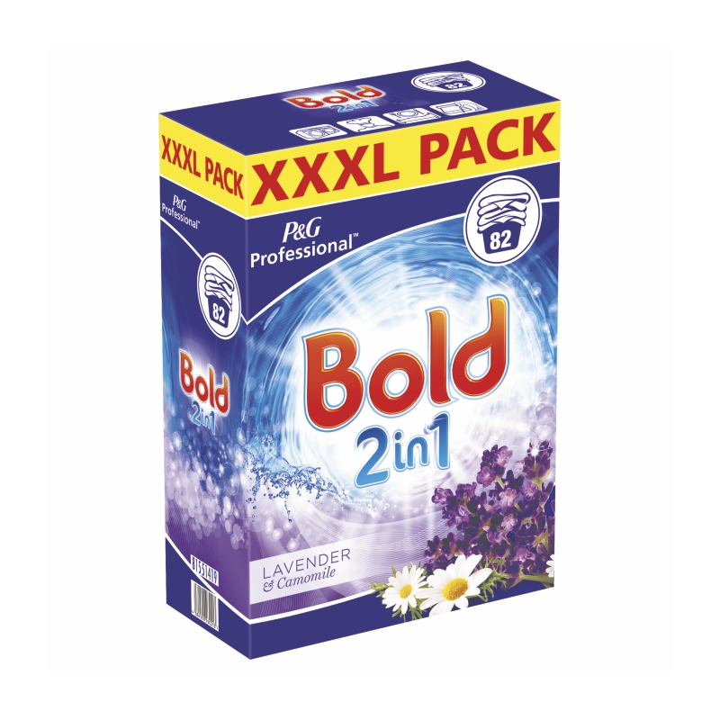 Bold Laundry Powder