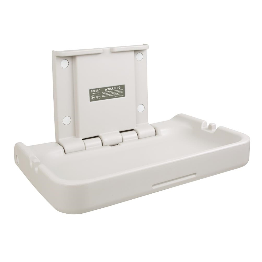 Bolero Baby Changing Station - Horizontal