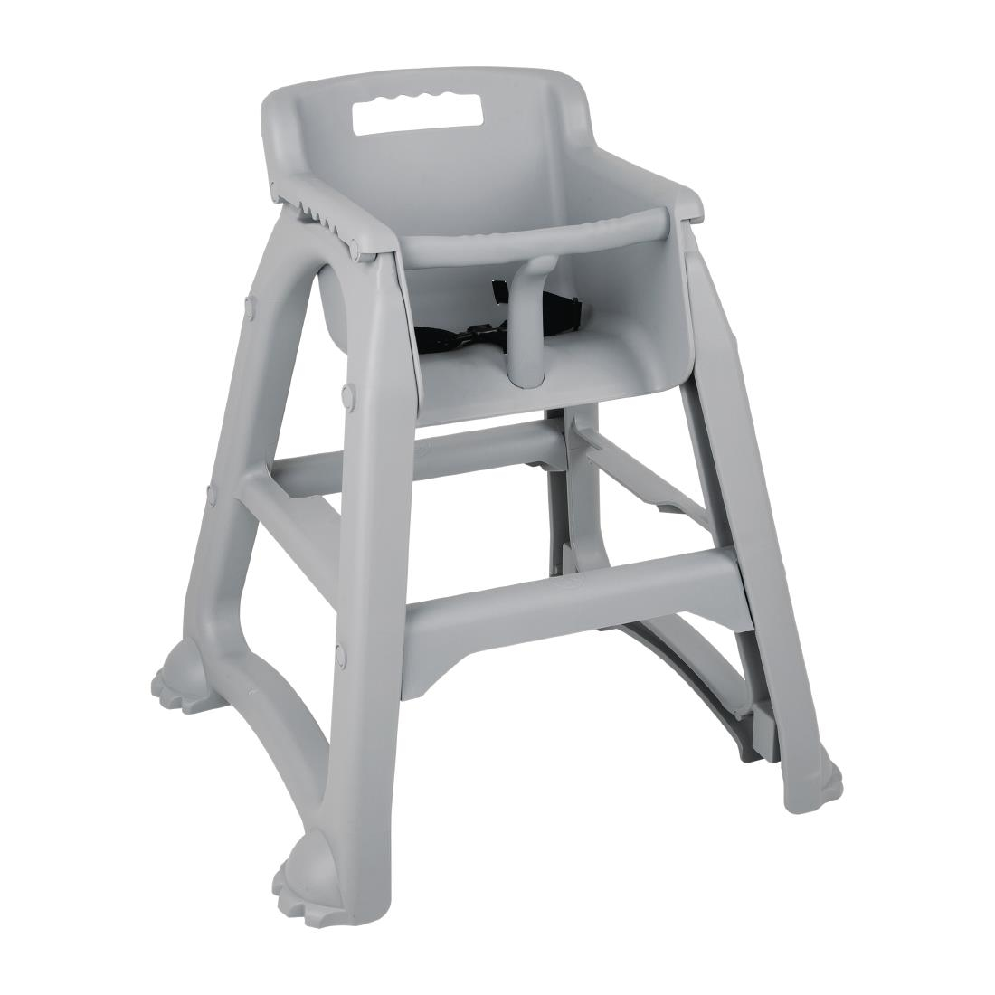 Bolero Plastic High Chair