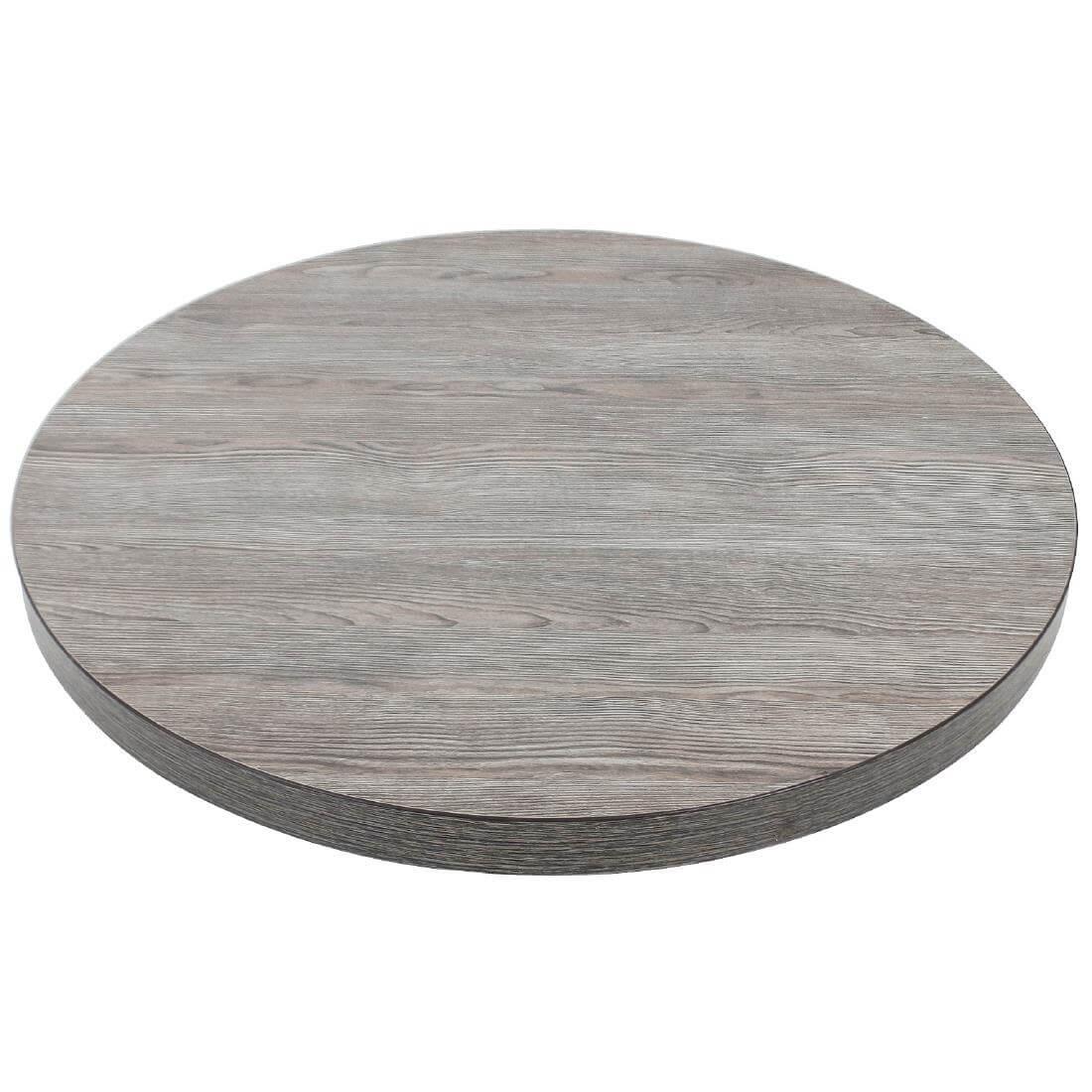 Bolero Thick Round - Vintage Wood