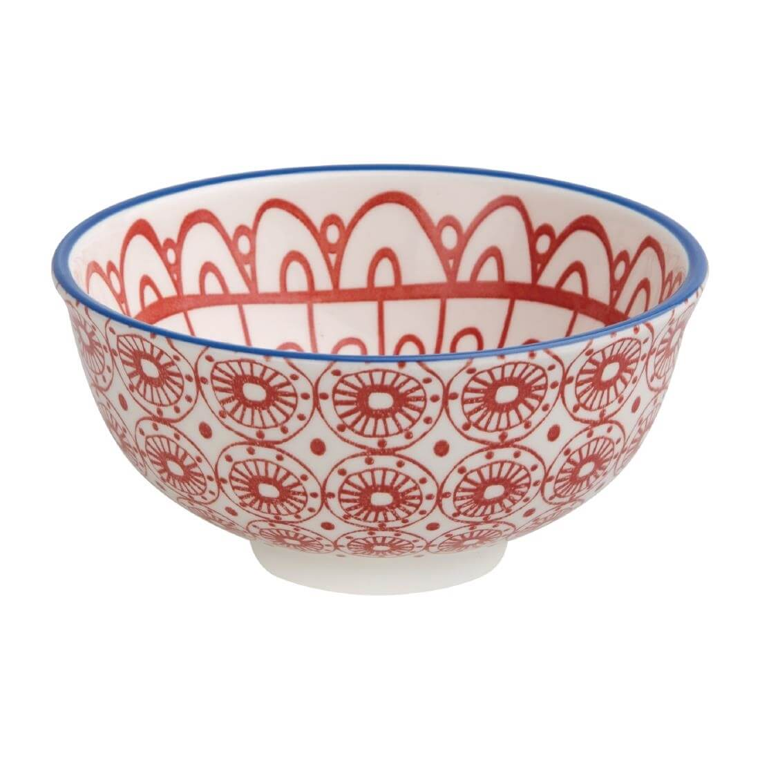Bowl - Red