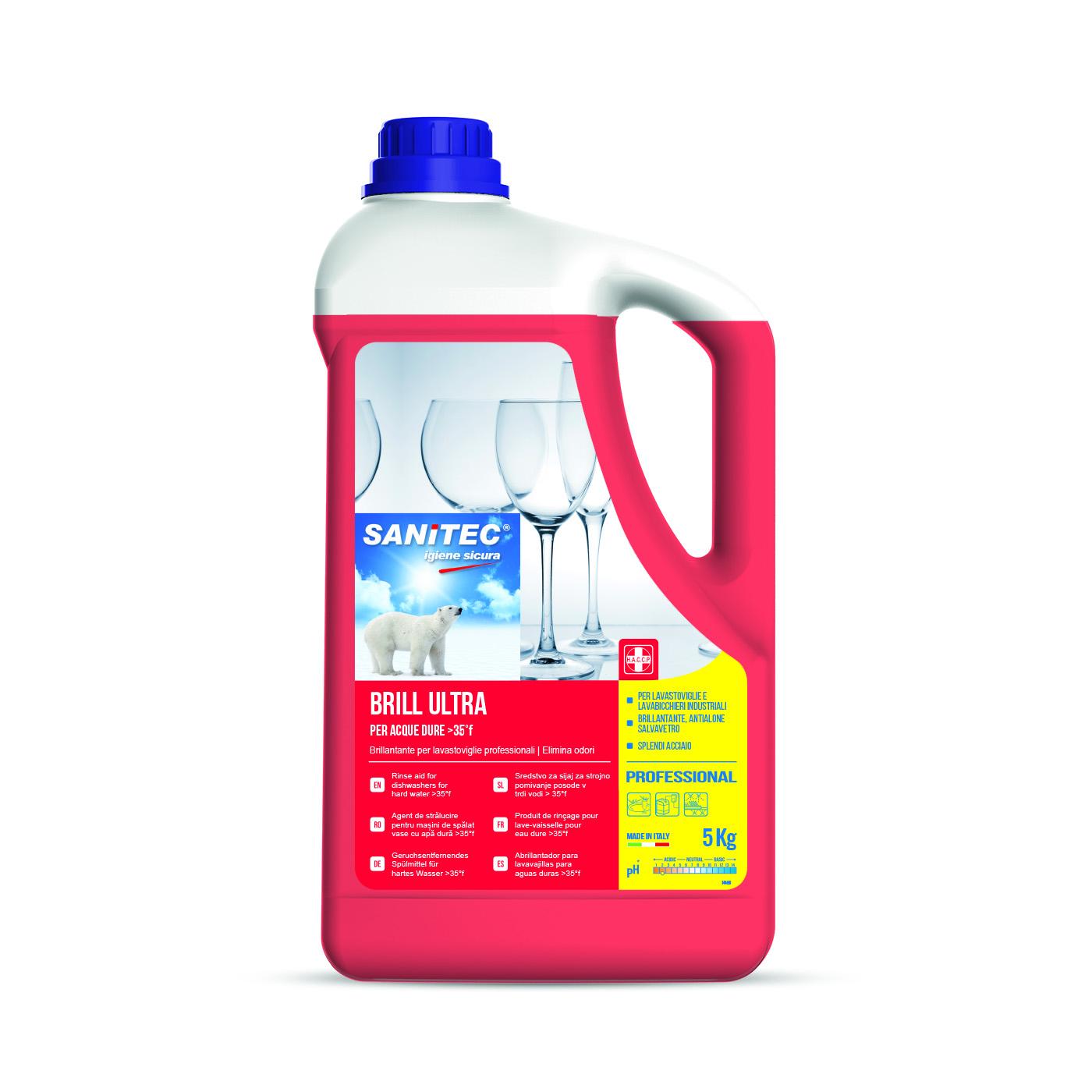 Brill Utra Rinse Aid