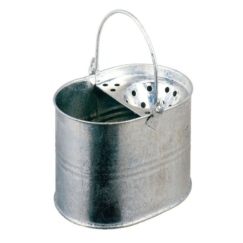 CWD Galvanized Mop Bucket