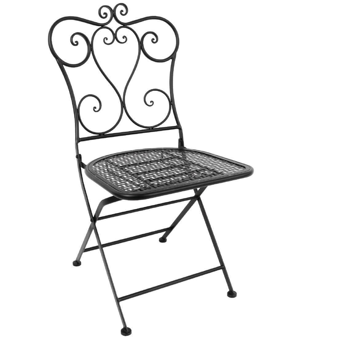 Classic Steel Folding Chair