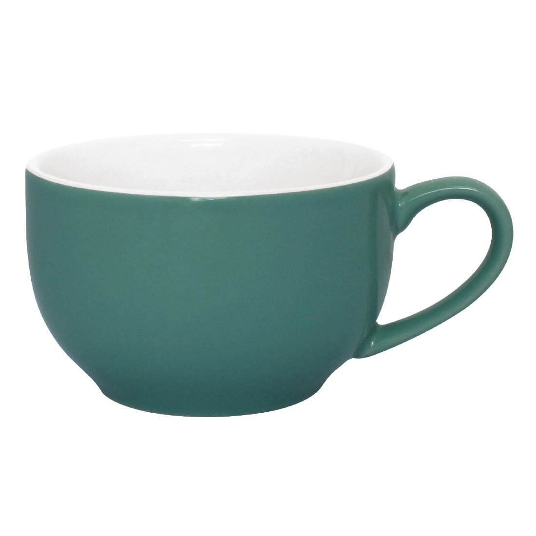Coffee + Cappuccino Cup - Blue - Aqua