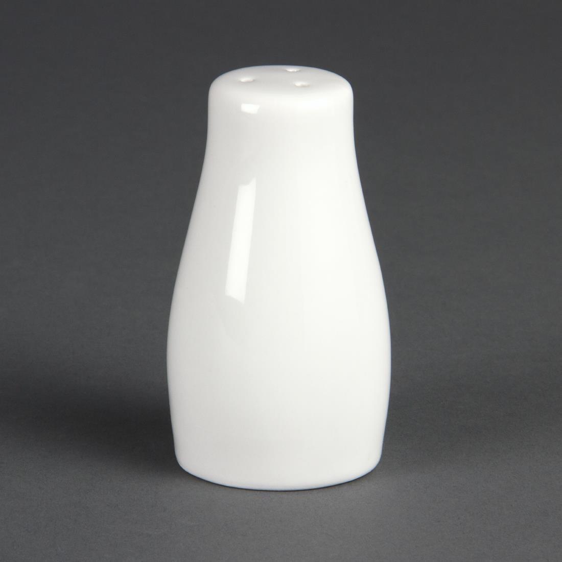 Conical Salt + Pepper Shaker