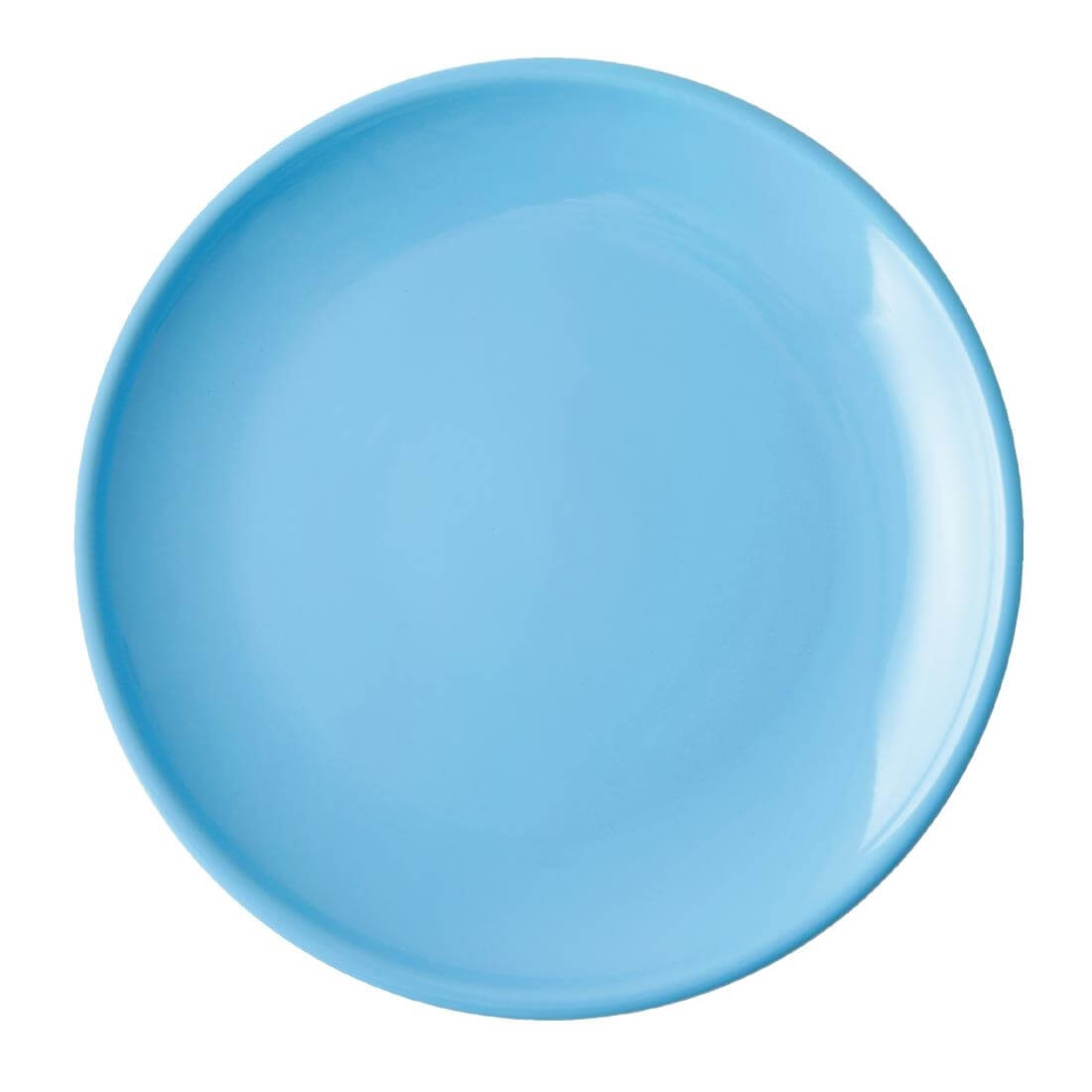 Coupe Plate - Blue