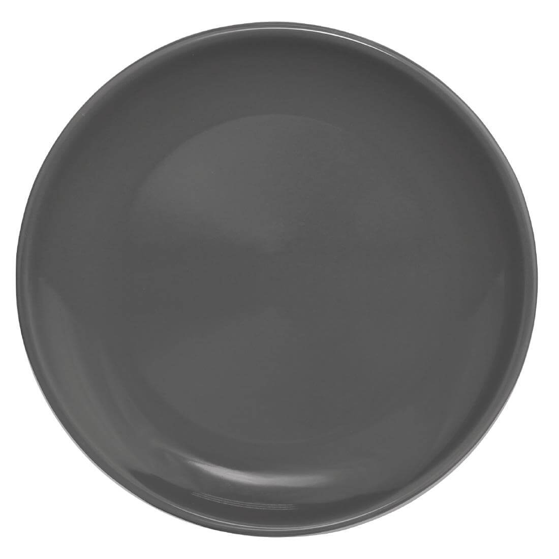 Coupe Plate - Charcoal