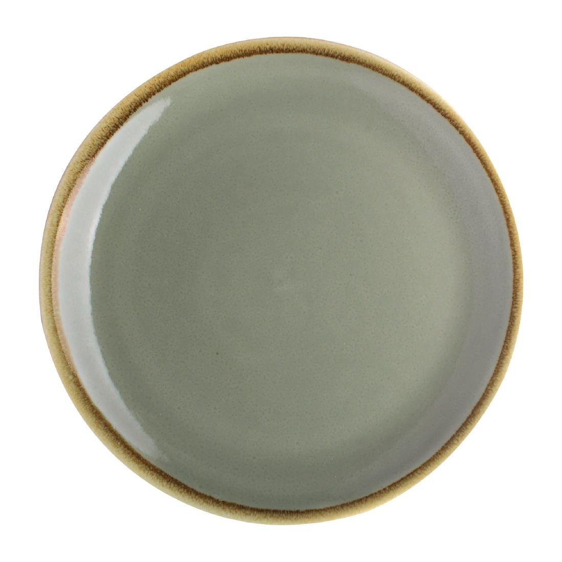 Coupe Plate - Moss