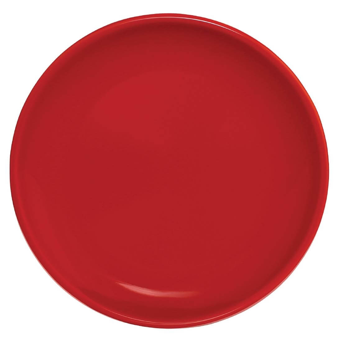Coupe Plate - Red