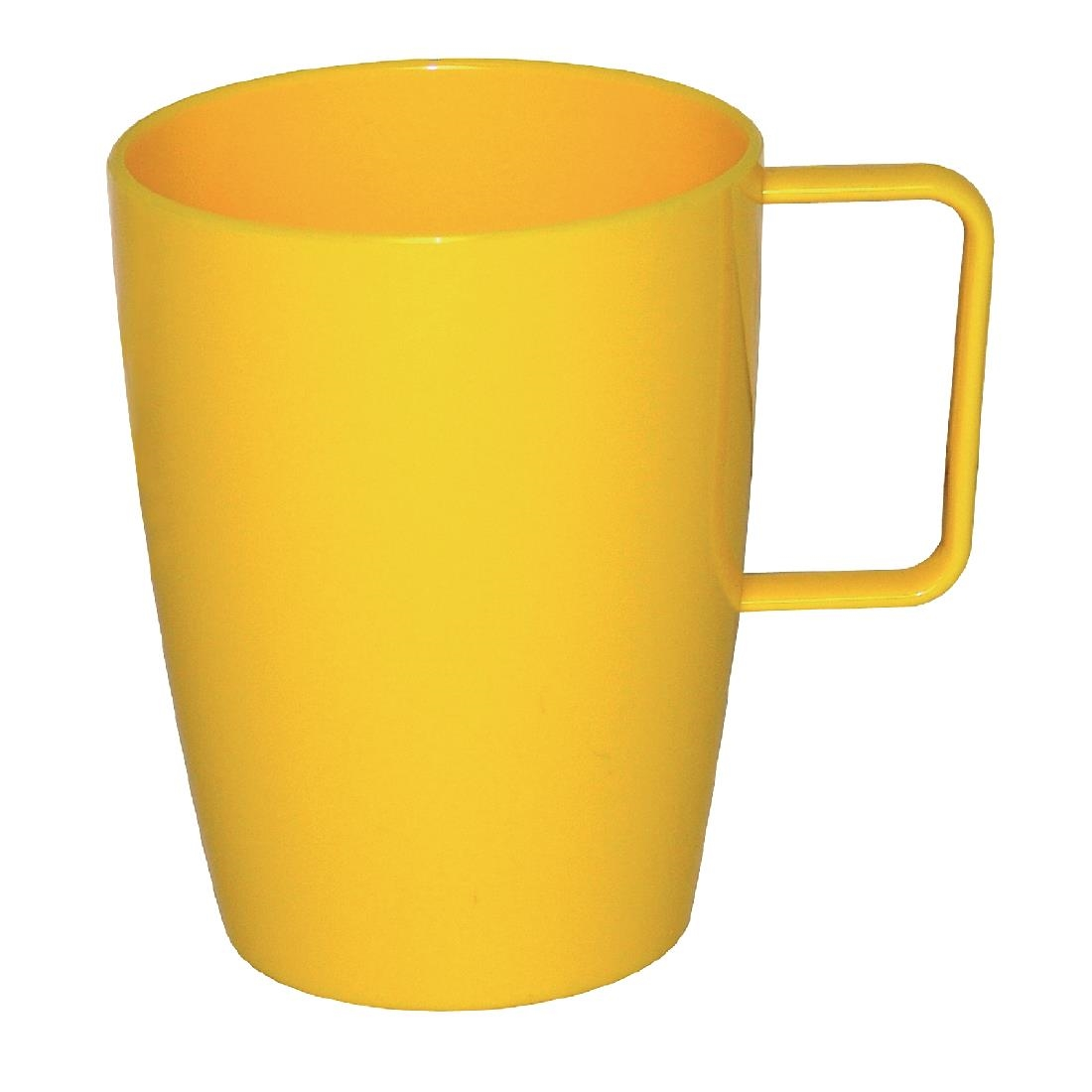 Cup - Yellow