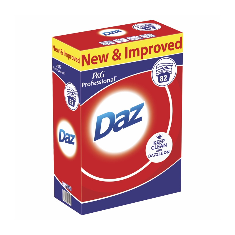Daz Laundry Powder
