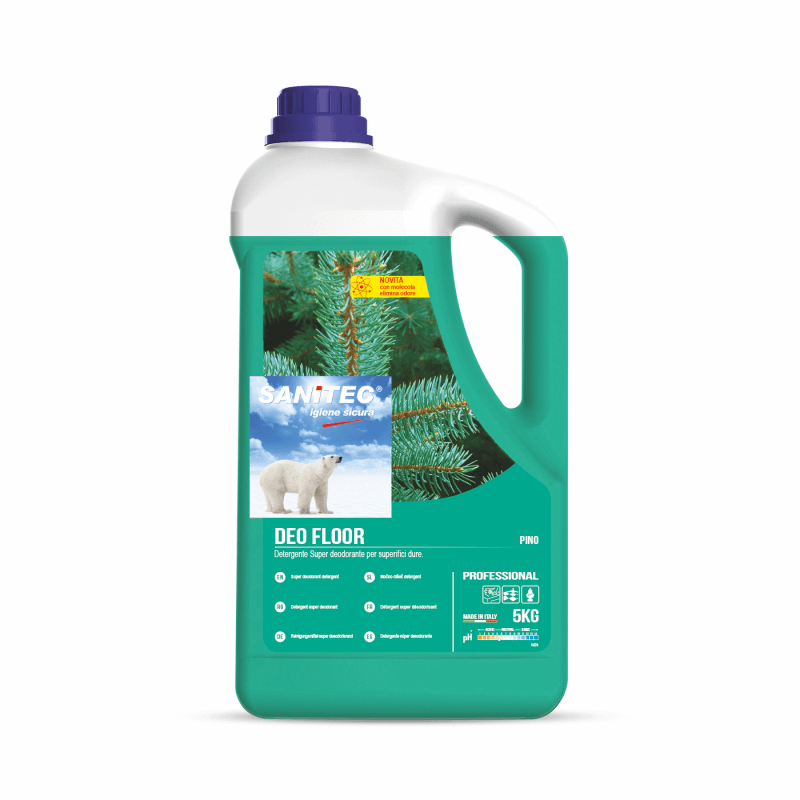 Deo Floor Cleaner and Deodouriser - Pine