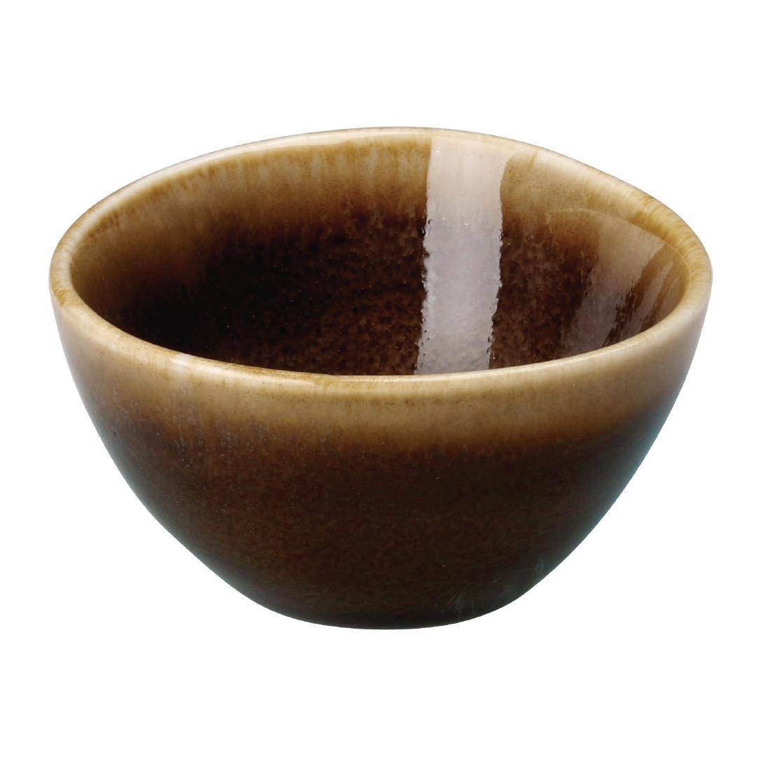 Dipping Bowl - Bark
