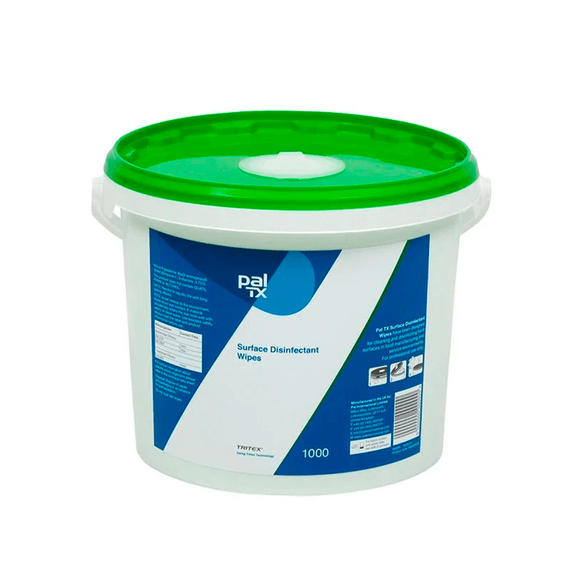 Disinfectant Surface Wipes Bucket