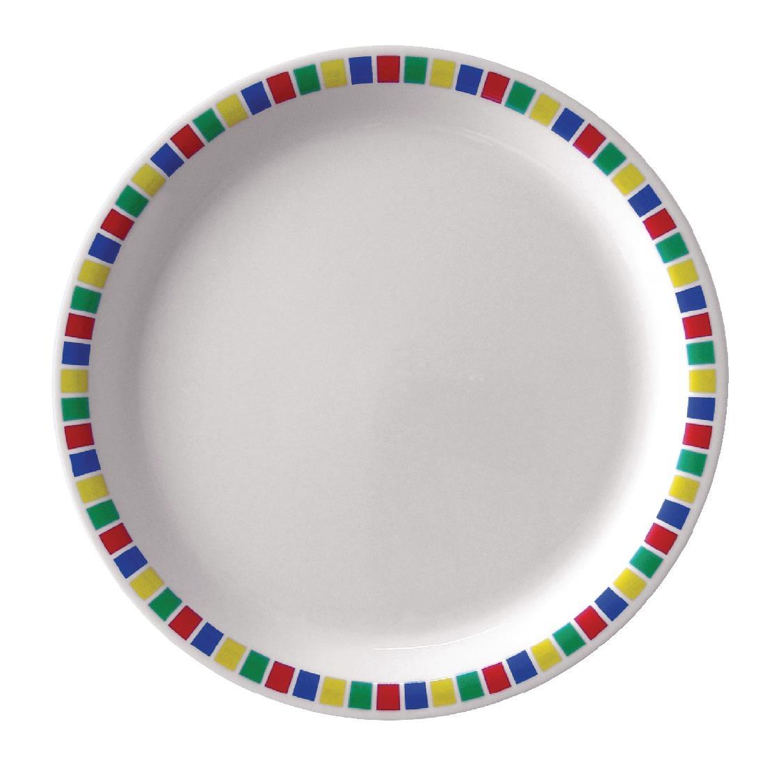 Fairground Plate