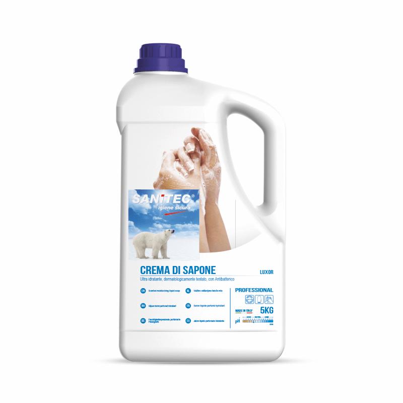 Fragranced Liquid Soap