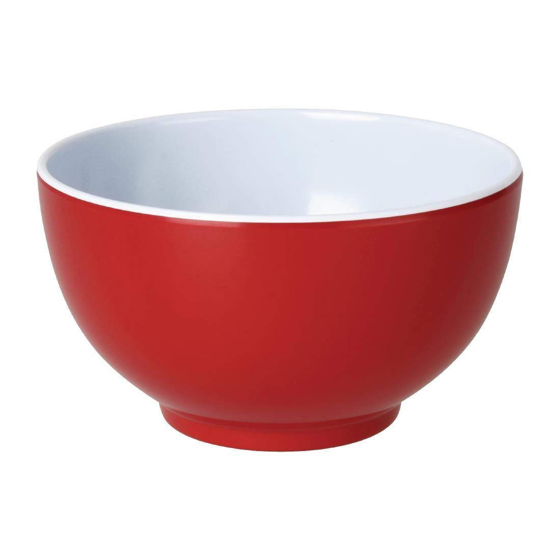 Gala Bowl - Red