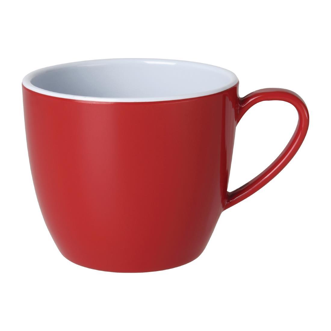 Gala Mug - Red