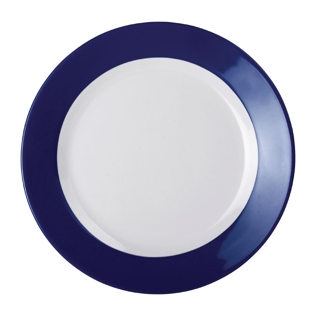 Gala Plate - Blue