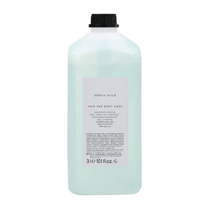 Geneva Guild Hair + Body Wash Tank