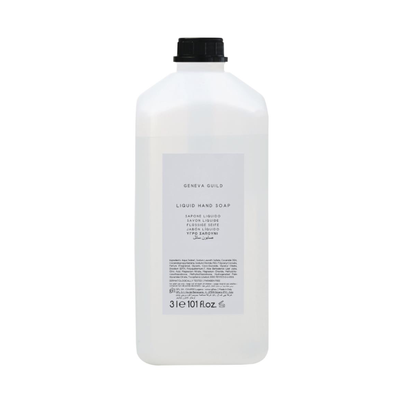 Geneva Guild Liquid Hand Soap Tank