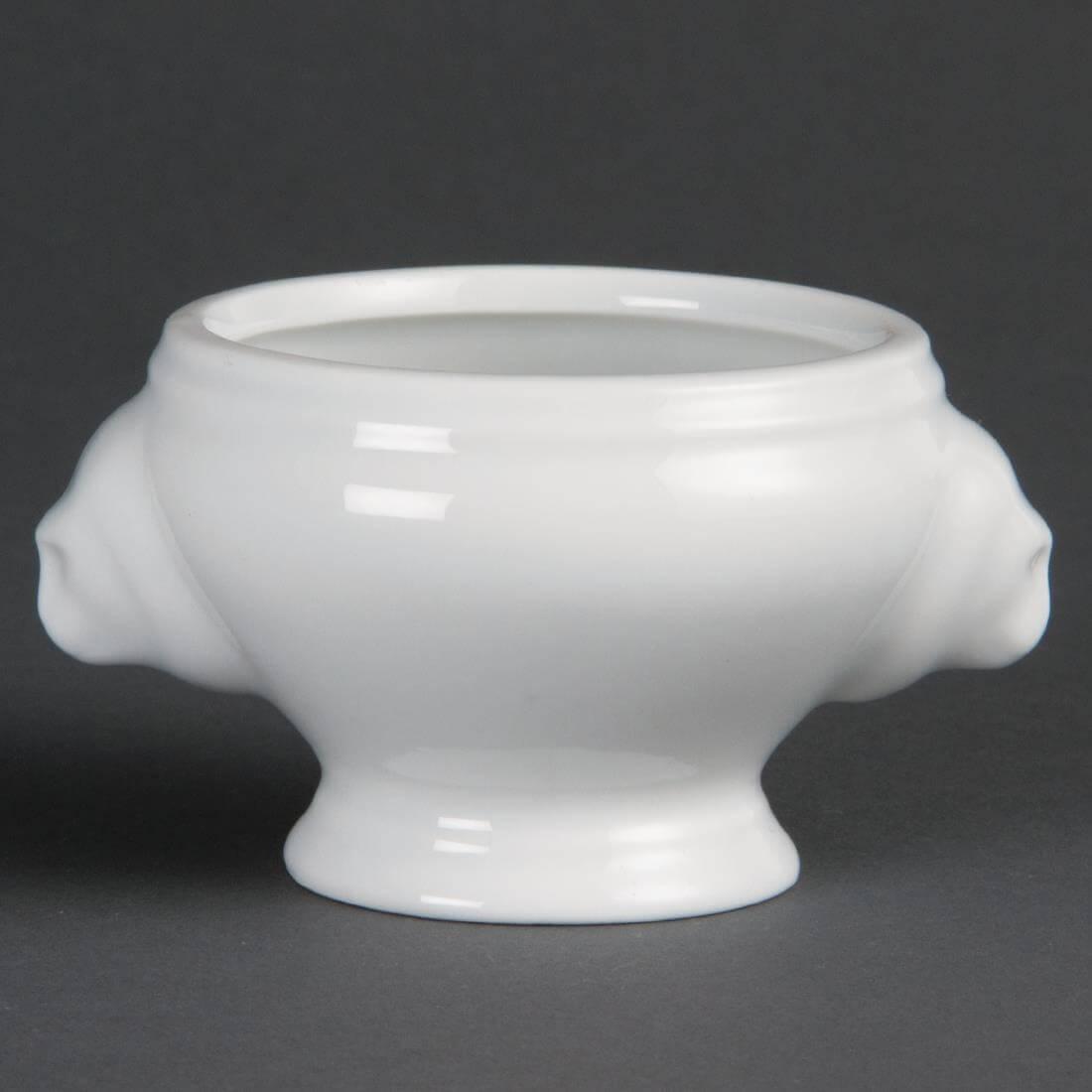 Lion Head Soup Bowl