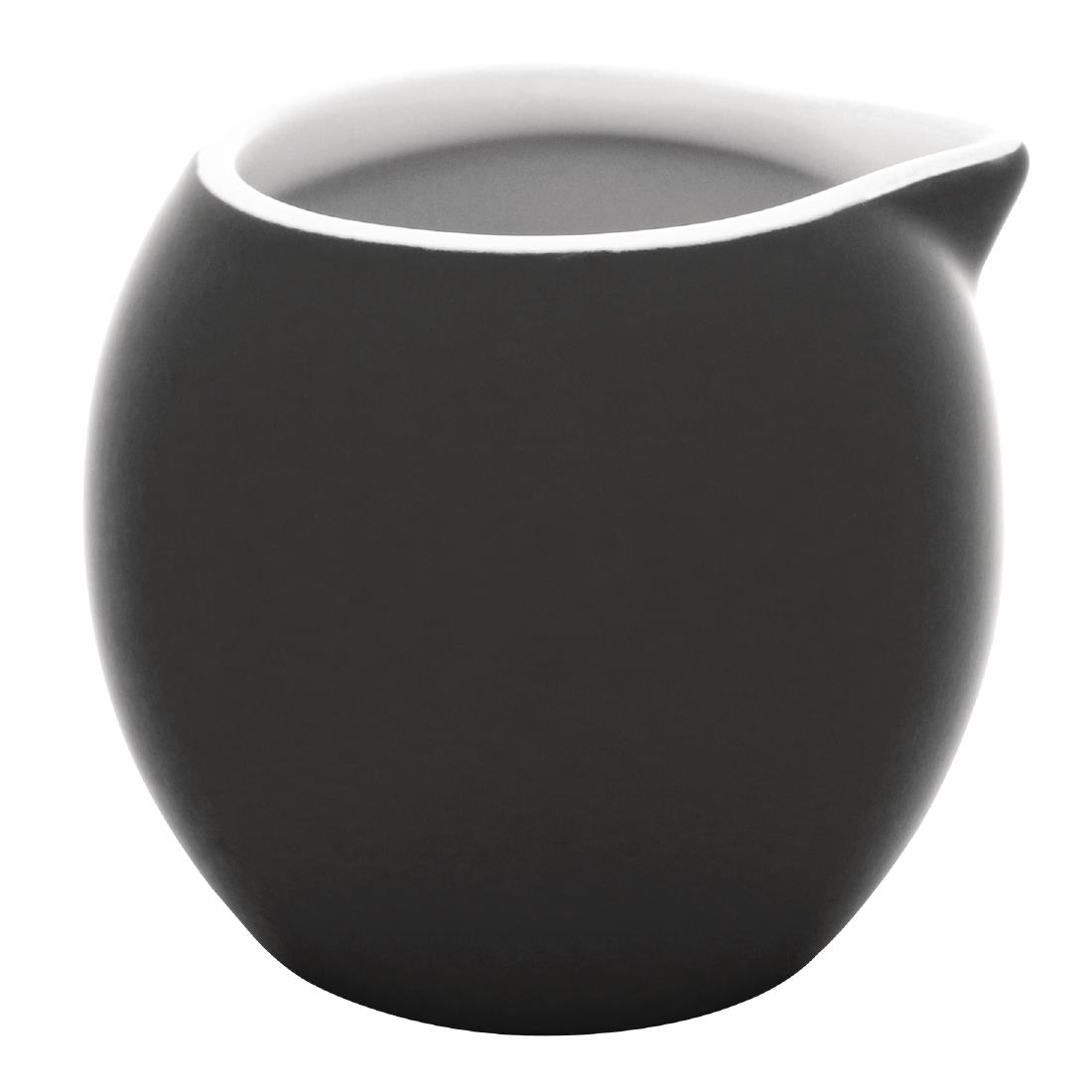 Mini Milk Jug - Charcoal