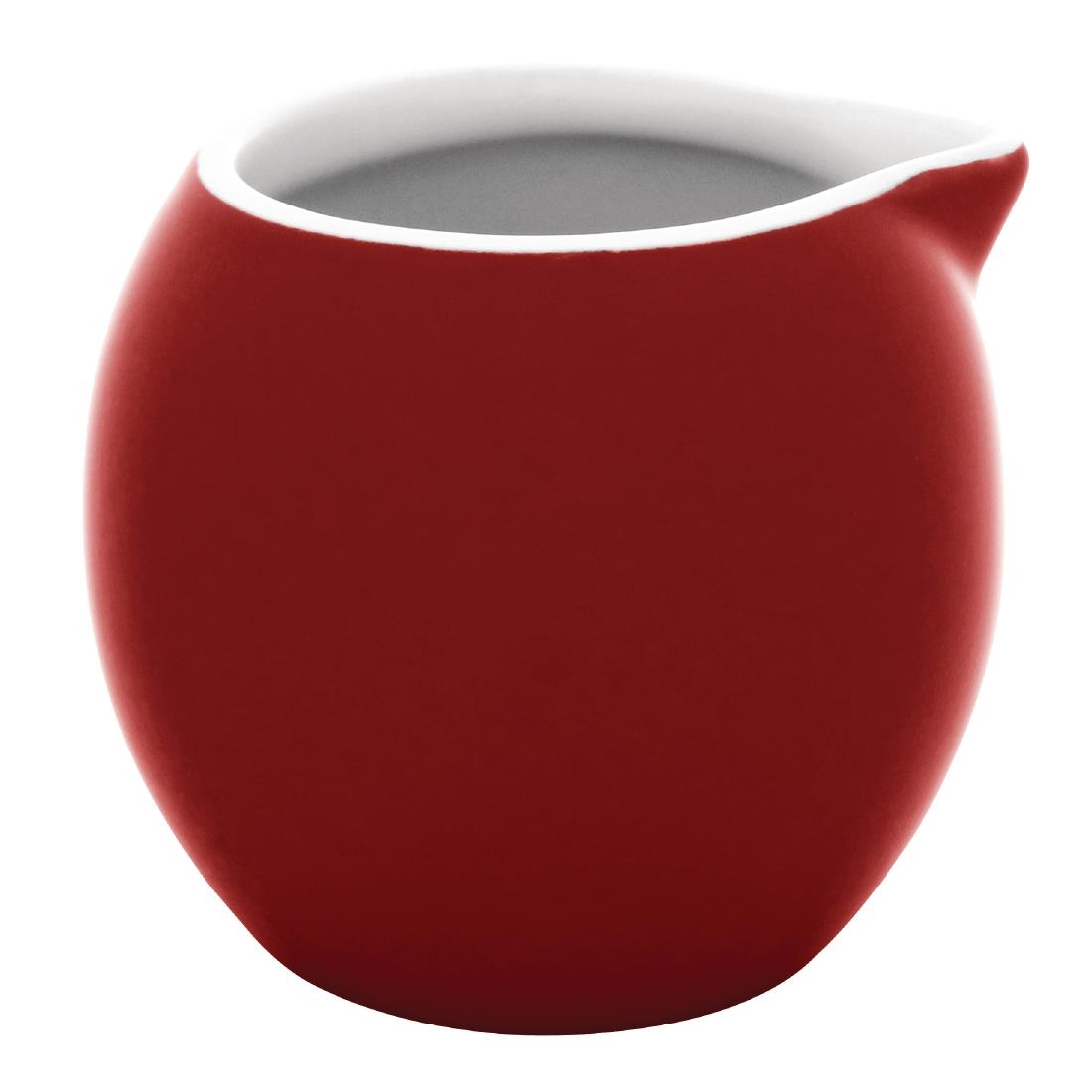 Mini Milk Jug - Red