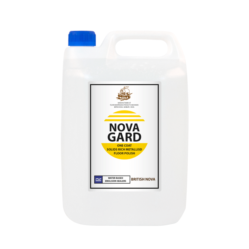 Nova Gard Floor Polish