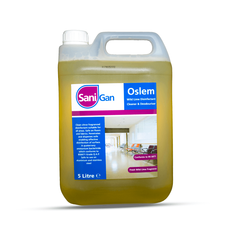 Oslem Cleaner Disinfectant