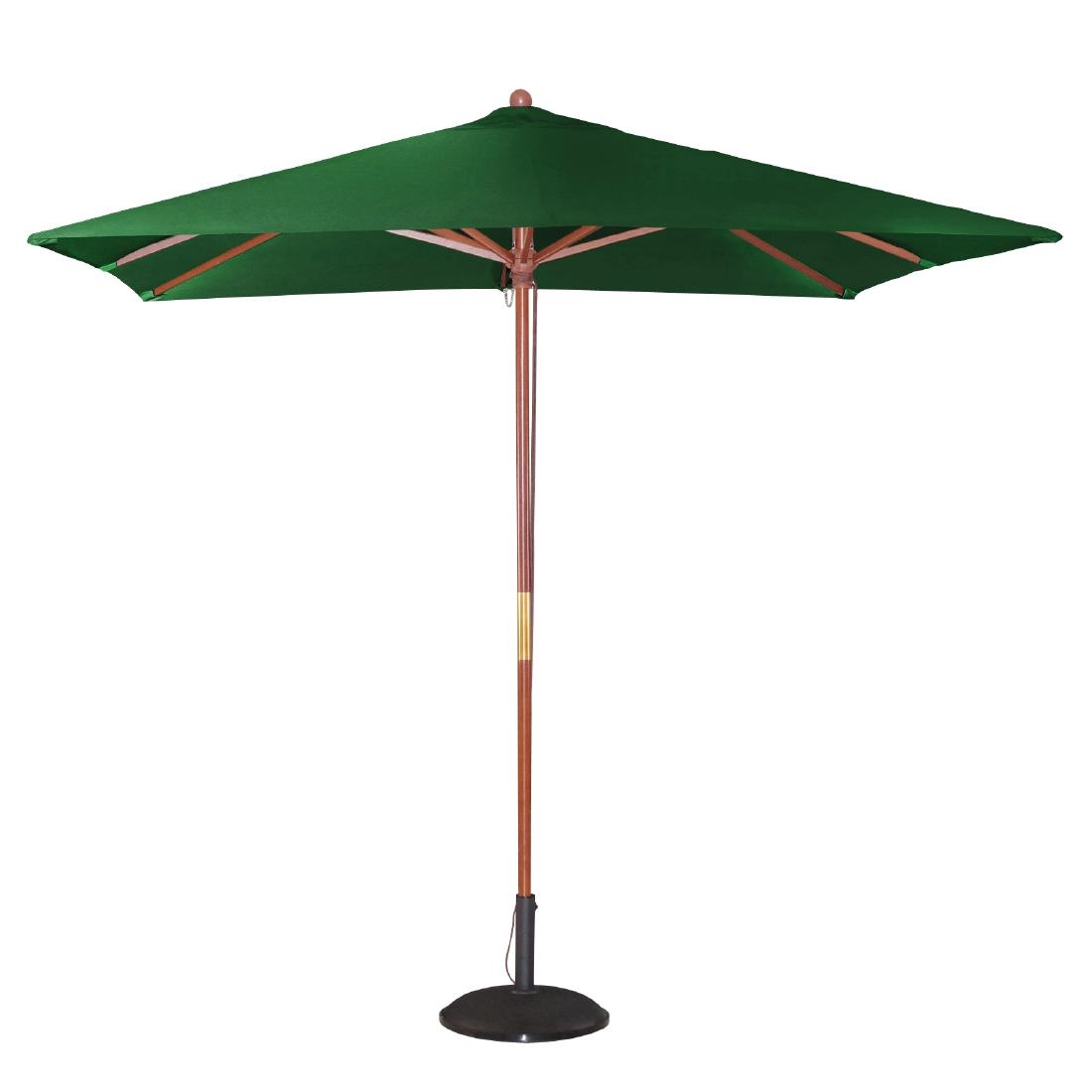Parasol Square -Green