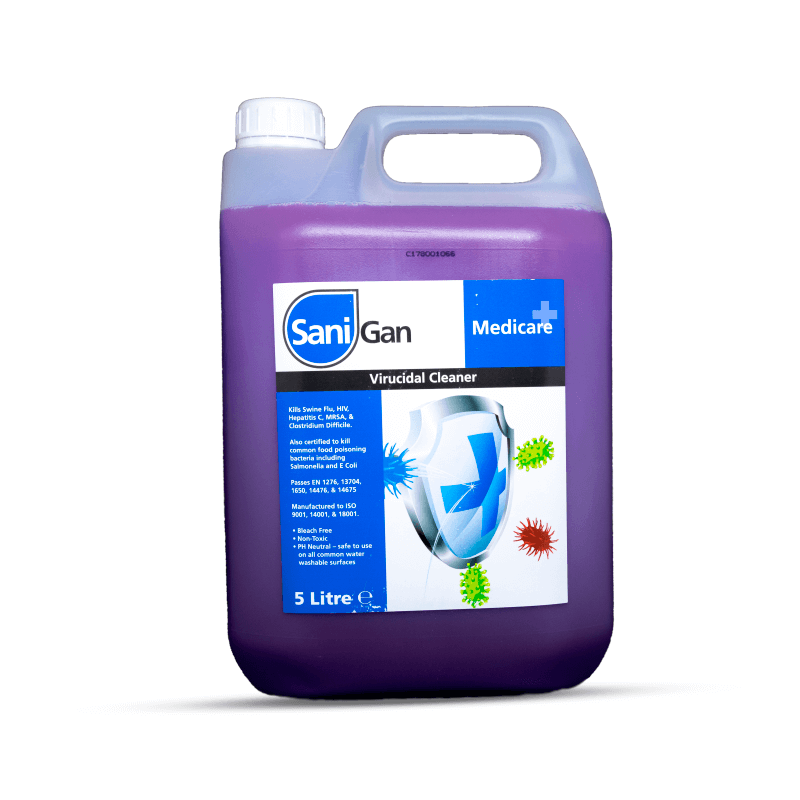 Ph Neutral Gym Equipment Sanitizer