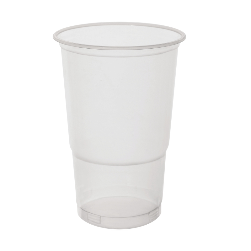 Plastic Pint Glass