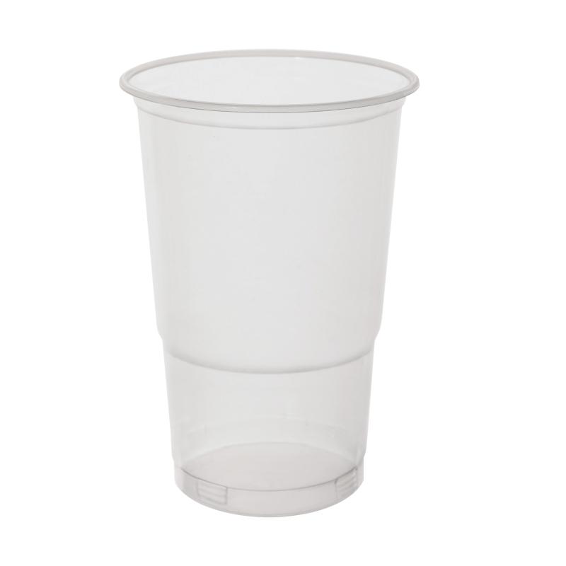Plastic Pint Glass