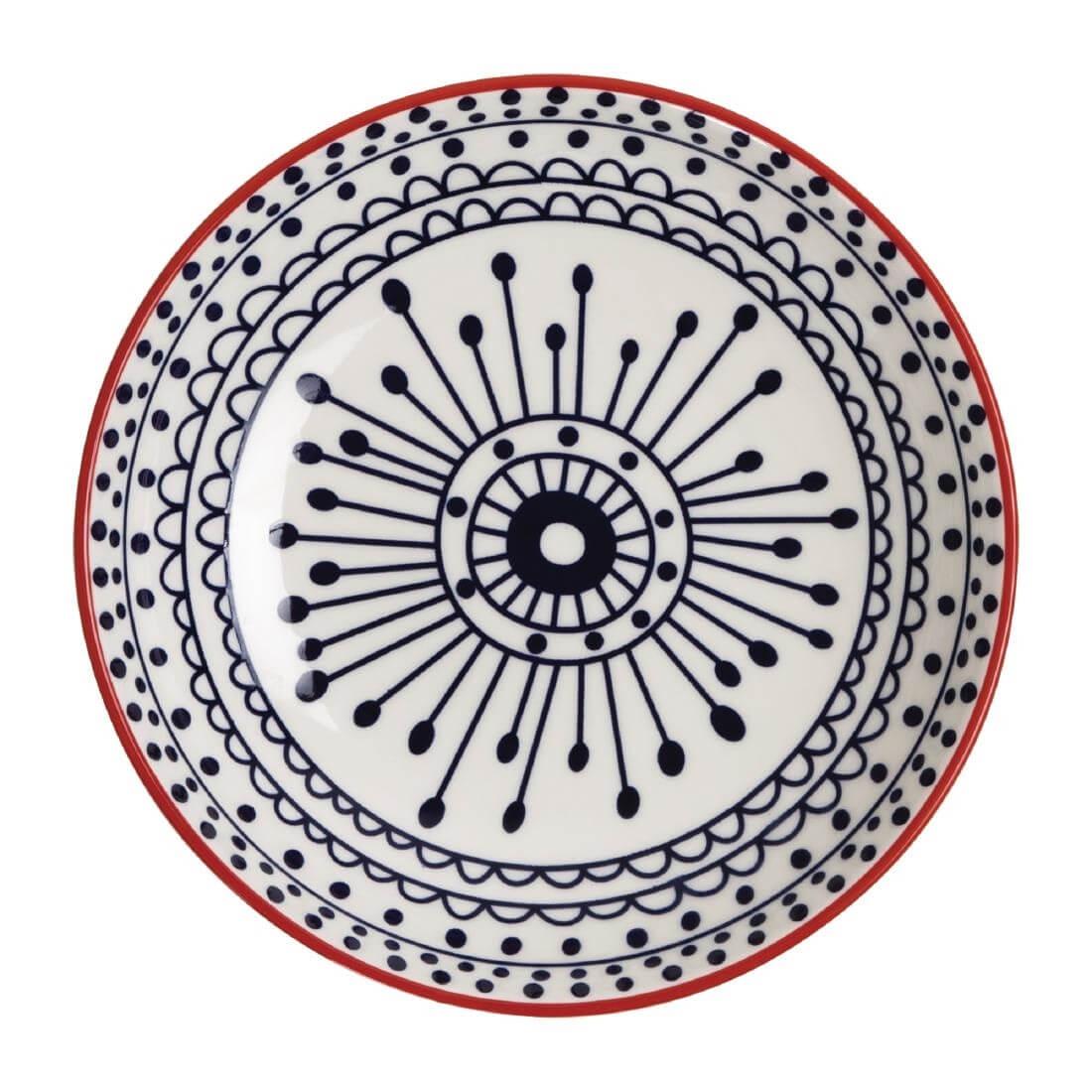 Plate - Blue