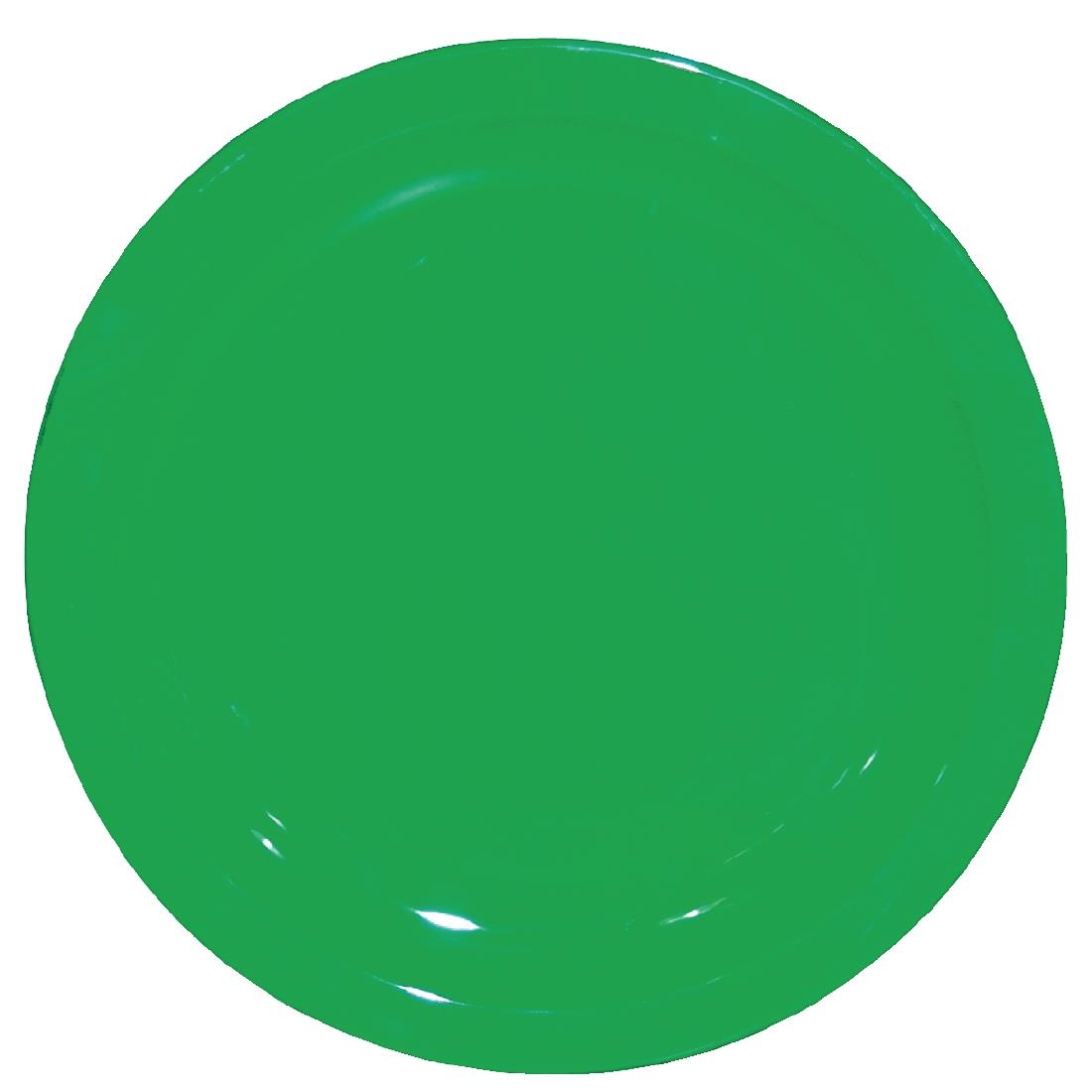 Plate - Green
