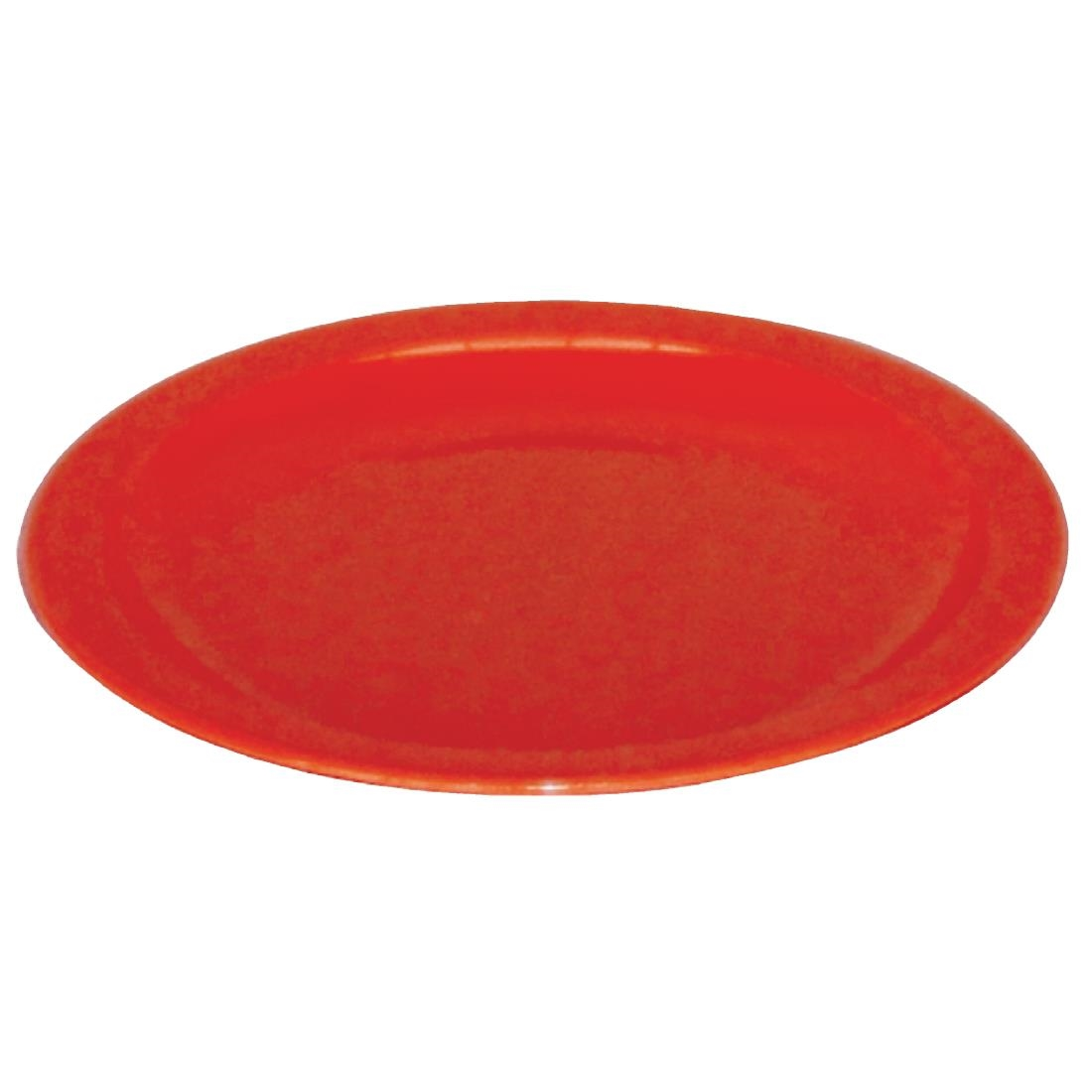 Plate - Red