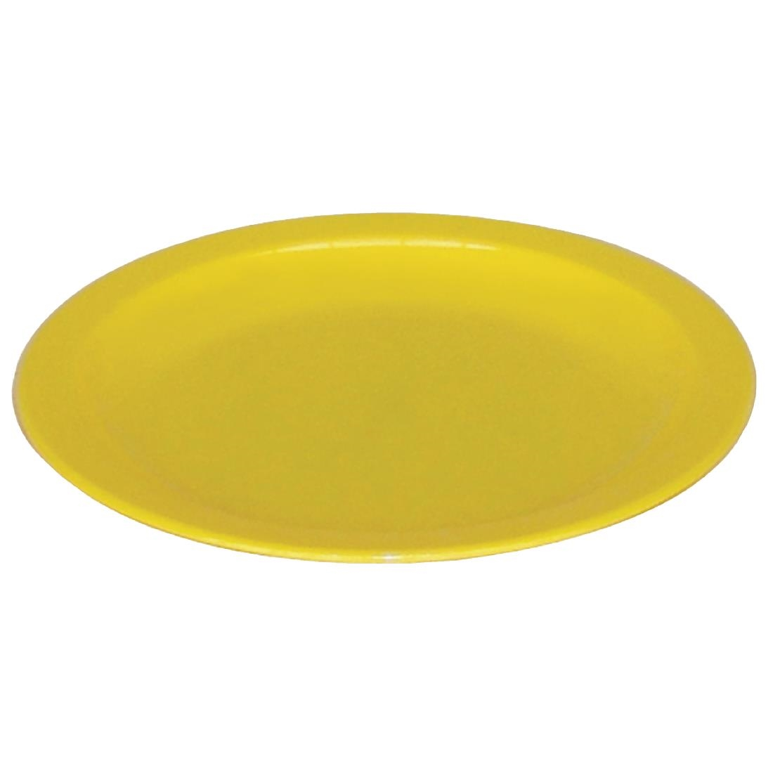 Plate - Yellow