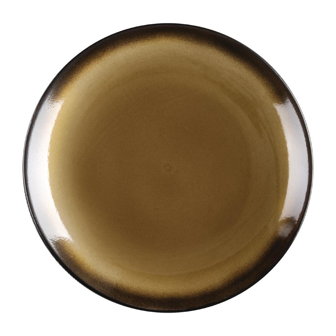Plate Yellow
