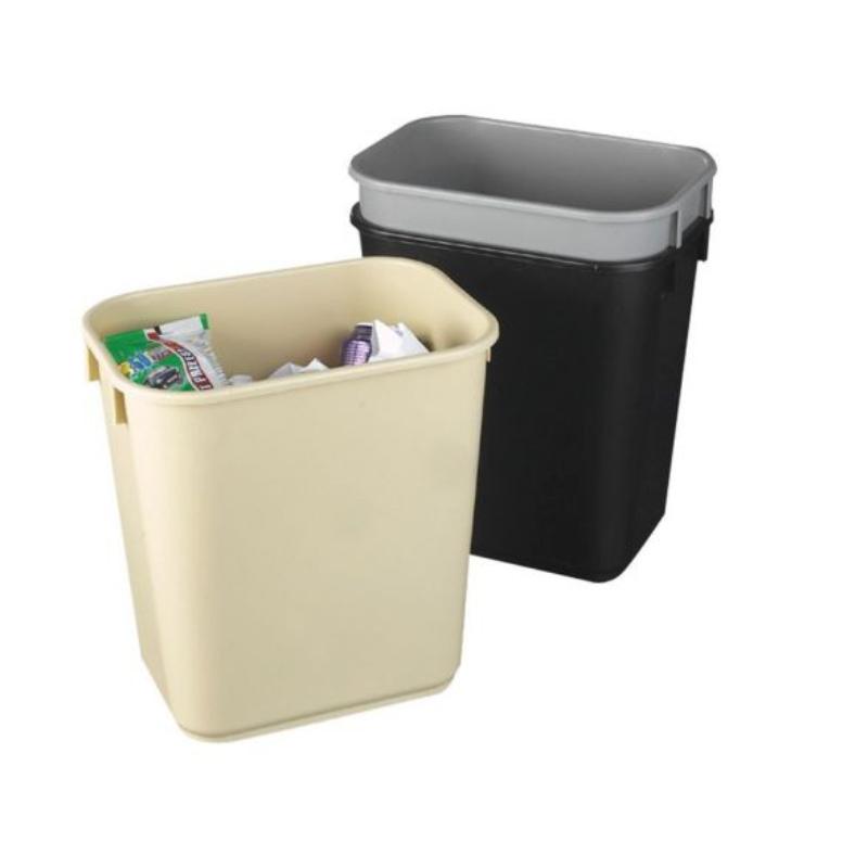 Rectangular Plastic Waste Basket